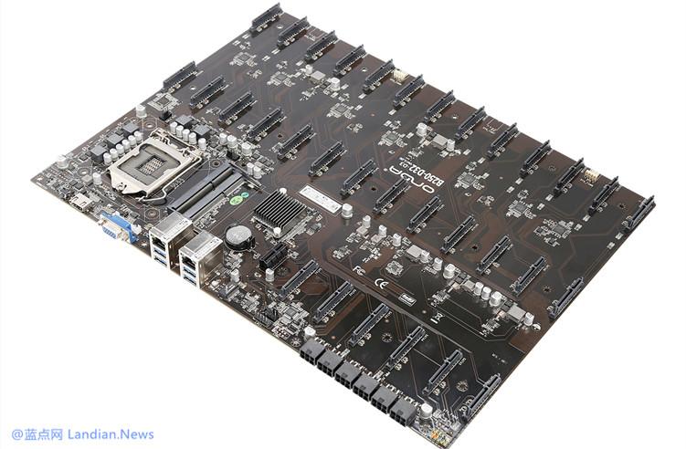国内制造商昂达(ONDA)推出板载32个SATA接口的存储服务器专用主板