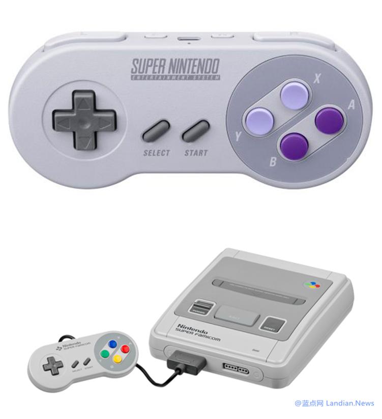 Switch 的 SNES 手柄正式发售 —— 在现代游戏机上感受 30 年前的情怀