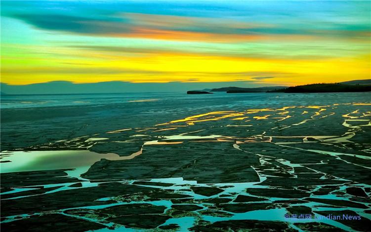 凛冬将至!微软推出俄罗斯 贝加尔湖 冰冻主题包迎接寒冷的冬天到来