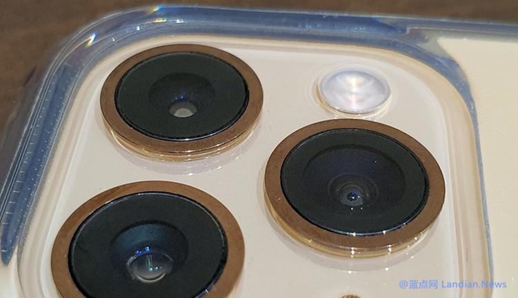 大量用户抱怨苹果所谓的防水防尘iPhone 11系列摄像头模块容易进入灰尘