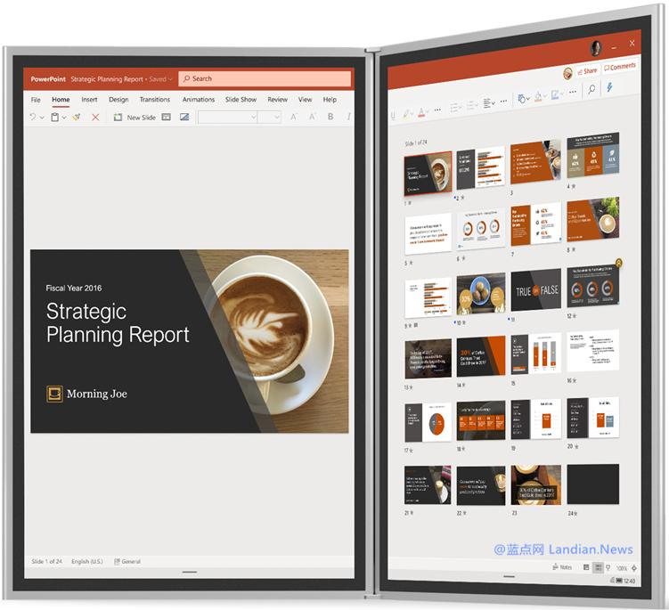 亚博主站宣布专为双屏设计的Windows 10X版 但要到明年秋季才会正式发布