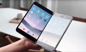 真香!微软表示安卓是最适合Surface Duo双屏可折叠设备的操作系统