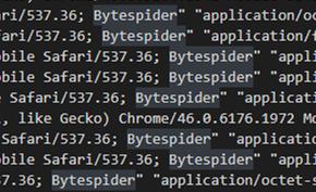 头条搜索虽然还没有正式推出和上线 但派出的爬虫已让很多网站痛苦不堪