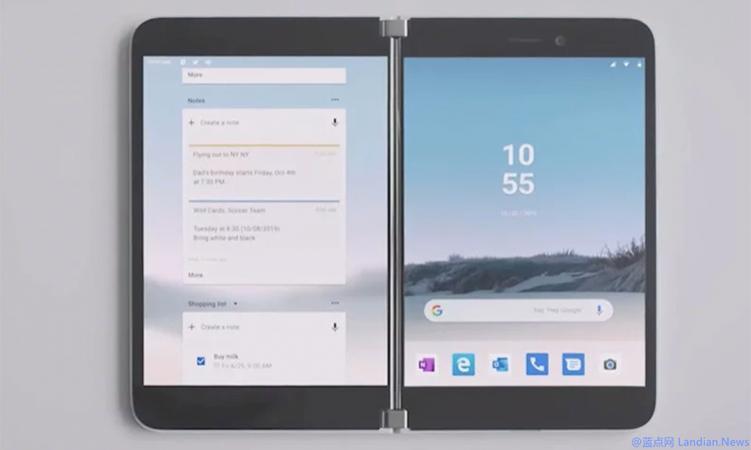 为什么微软选择凭借Surface Duo重回手机市场?他们真的觉得Duo很不错
