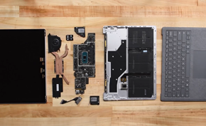 Surface Laptop 3非常容易拆解/更换硬件但用户绝对不能自己拆机