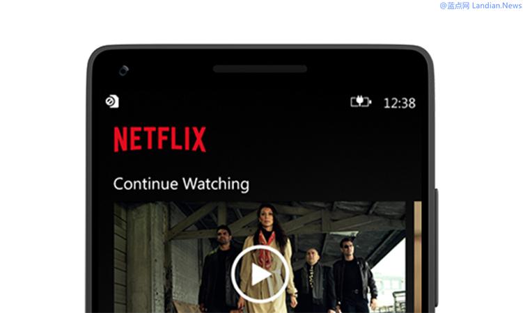 "Netflix开启了新功能""倍速播放""的测试,但是目前仅Android用户可以参与测试"