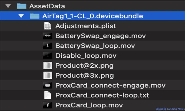 iOS 13.2泄露了苹果此前被曝光的追踪标签的具体名称,其被命名为AirTag