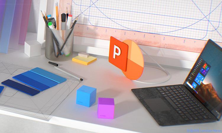 微软Word与PowerPoint现已可以访问Adobe Creative Cloud Libraries获取设计资源