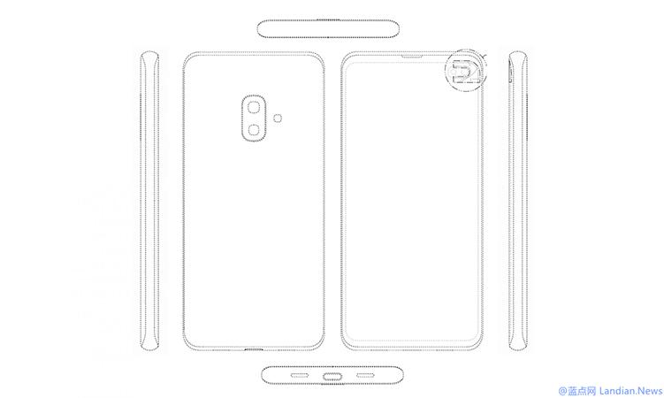 三星提交的专利图透露廉价版Galaxy S10外观,可能配备高通骁龙855处理器