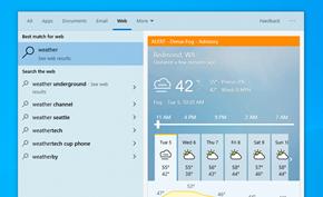 微软推送Windows 10 20H1 Build 19018快速测试版继续改进搜索功能体验