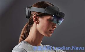 微软HoloLens 2现已在中国等十个国家开放购买,设备本体售价3500美元