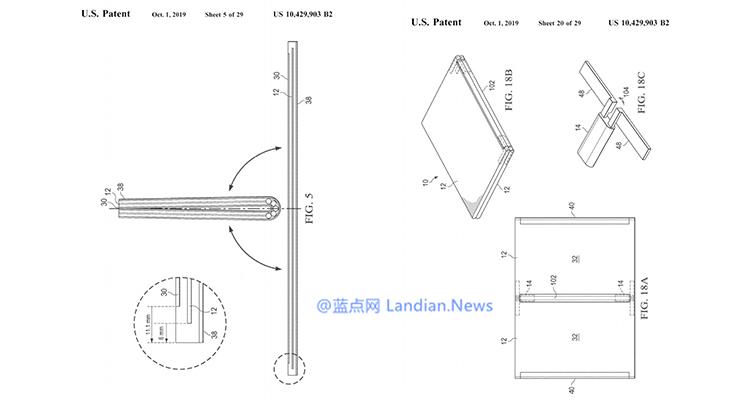 戴尔发布了一项关于可折叠PC的专利,明年实体产品将搭载Windows 10X