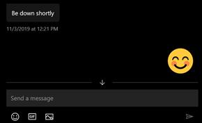 微软继续更新Windows 10「你的手机」应用带来Emoji表情的支持