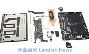 iFixit:Surface Pro X是迄今为止可修复性最好的一款Surface产品