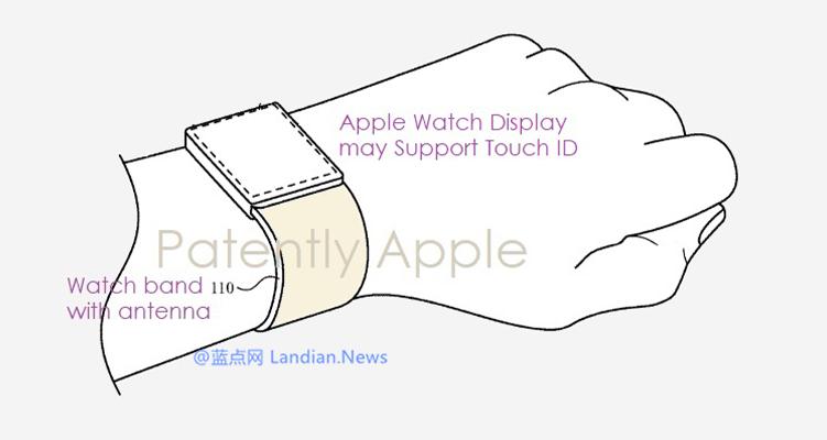 Apple Watch将会比iPhone更早地用上屏下指纹 支付体验会更加自然