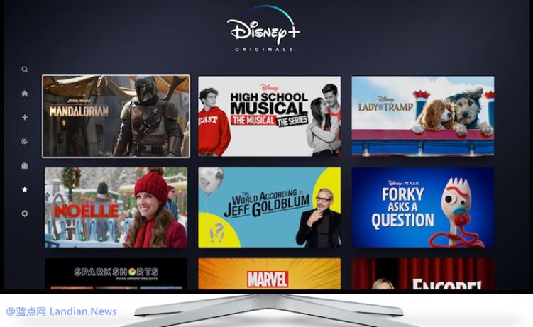 迪士尼推出流媒体订阅服务并提供7天试用 大量用户涌入瞬间挤垮服务器