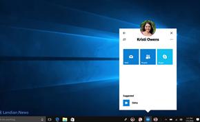 微软将在后续删除Windows 10的人脉应用 因为几乎没有用户使用该功能