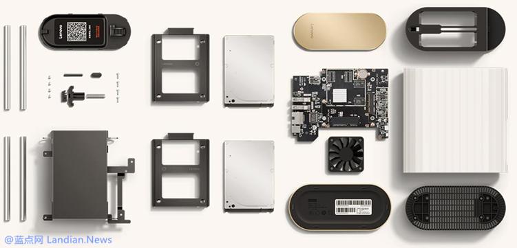 联想推出个人私有云设备T1支持与百度网盘互传 最大可支持10TB存储空间