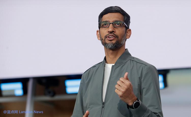 桑德尔•皮查伊成为谷歌母公司掌舵人 谷歌创始人拉里佩奇和谢尔盖布林辞职