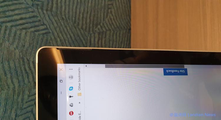大量用户发现初代Microsoft Surface Book出现电池鼓包甚至屏幕凸起