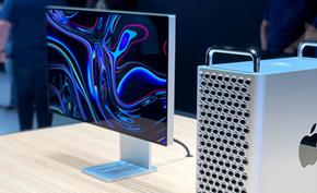 如果花巨资购买苹果新的Pro Display XDR显示屏则清洁时也需要格外小心