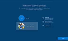 消失已经1年半的Windows 10家庭组功能 如今已换个新形式重新回归