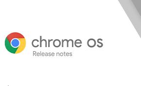 谷歌推出Chrome OS 79更新 带来锁屏媒体播放控制、应用管理等功能