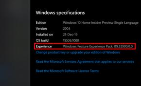 微软可能会将Windows 10 UI界面与系统分离通过应用商店随时发布新版本