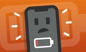 在紧急或者需要的时候 iPhone 可以关闭这个选项以加快电池充电速度