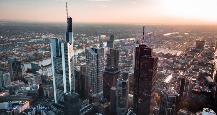 欧洲中央银行所在地德国法兰克福因感染恶意软件而关闭整个IT网络