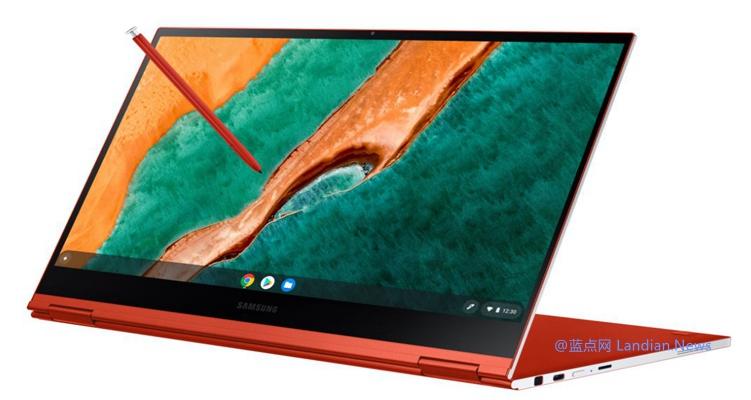 三星宣布推出Galaxy Chromebook 外观设计极具张力、颜色漂亮又惊艳