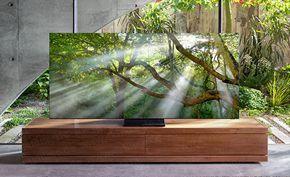 三星宣布推出新款模块化电视和搭载AI量子处理器的无边框8K QLED电视
