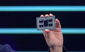 AMD宣布推出工作站级处理器线程撕裂者3990X拥有64核支持128线程