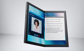 戴尔官方博客今日发文介绍两款可折叠的概念设备 之一类似Surface Neo