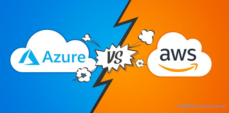 高盛调查发现越来越多的企业选择微软而不是亚马逊作为云服务供应商