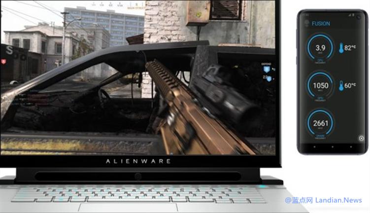 戴尔将推出「外星人次屏」应用允许游戏玩家通过手机查看PC实时性能