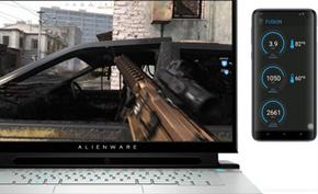 戴尔将推出「外星人次屏」应用允许游戏玩家通过手机实时查看PC性能