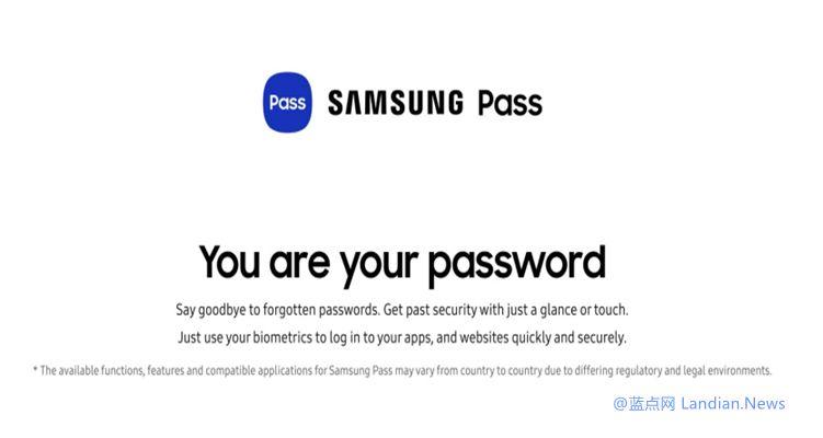 三星在CES的演讲上公然剽窃苹果的Face ID图标来暗示自己手机同样安全