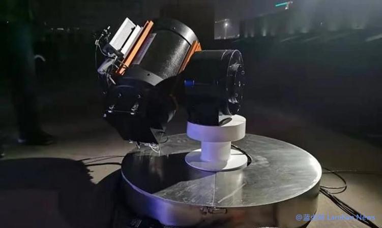 中国科研团队研发的便携式量子卫星通信设备成功连接墨子号量子卫星