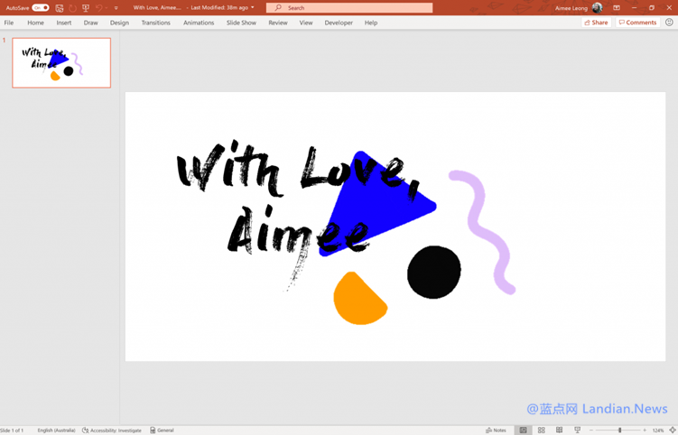 PowerPoint现已支持将幻灯片和特效直接转成视频或GIF动态图进行播放