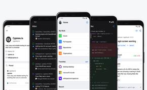 GitHub宣布推出官方测试版安卓客户端 已支持黑暗模式、合并更改等功能
