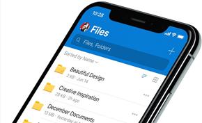 微软更新iOS版OneDrive解决文件搜索故障和扫描创建PDF文件的问题等