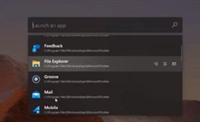 微软工程师们正在为Windows 10开发更简单高效的文件搜索工具