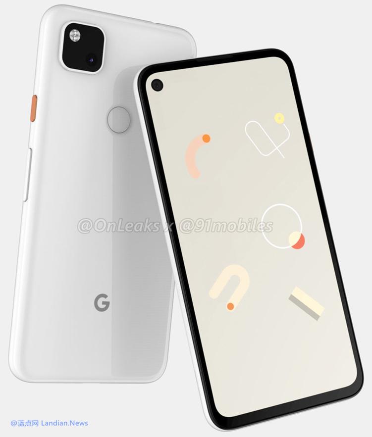 谷歌将在5月份的开发者会议上推出价格更实惠的Google Pixel 4A系列