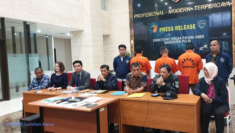 国际刑警组织联手印尼警方逮捕多名盗取信用卡信息的印尼黑客