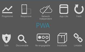 微软与谷歌合作推进PWA渐进式网络应用 支持通过超链接进行调用