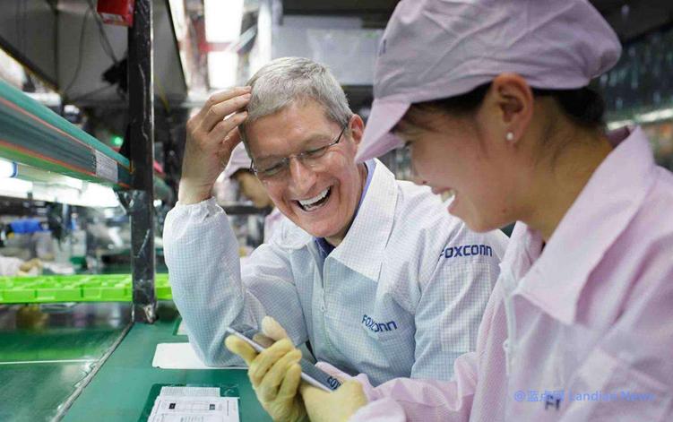 受疫情影响鸿海科技在国内的富士康代工厂将延迟至2月15日复工