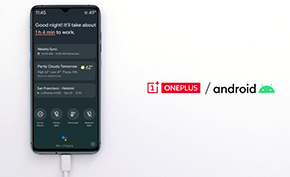 一加与谷歌合作为One Plus 3及更新机型引入Google Assistant的环境模式