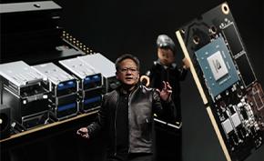 显卡制造商NVIDIA CEO黄仁勋解释为何CPU处理器的越来越贵