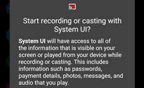 谷歌终于在Android 11版里原生支持屏幕录像功能(即录屏)和长截图功能